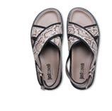 Sandale de piele Just Cavalli