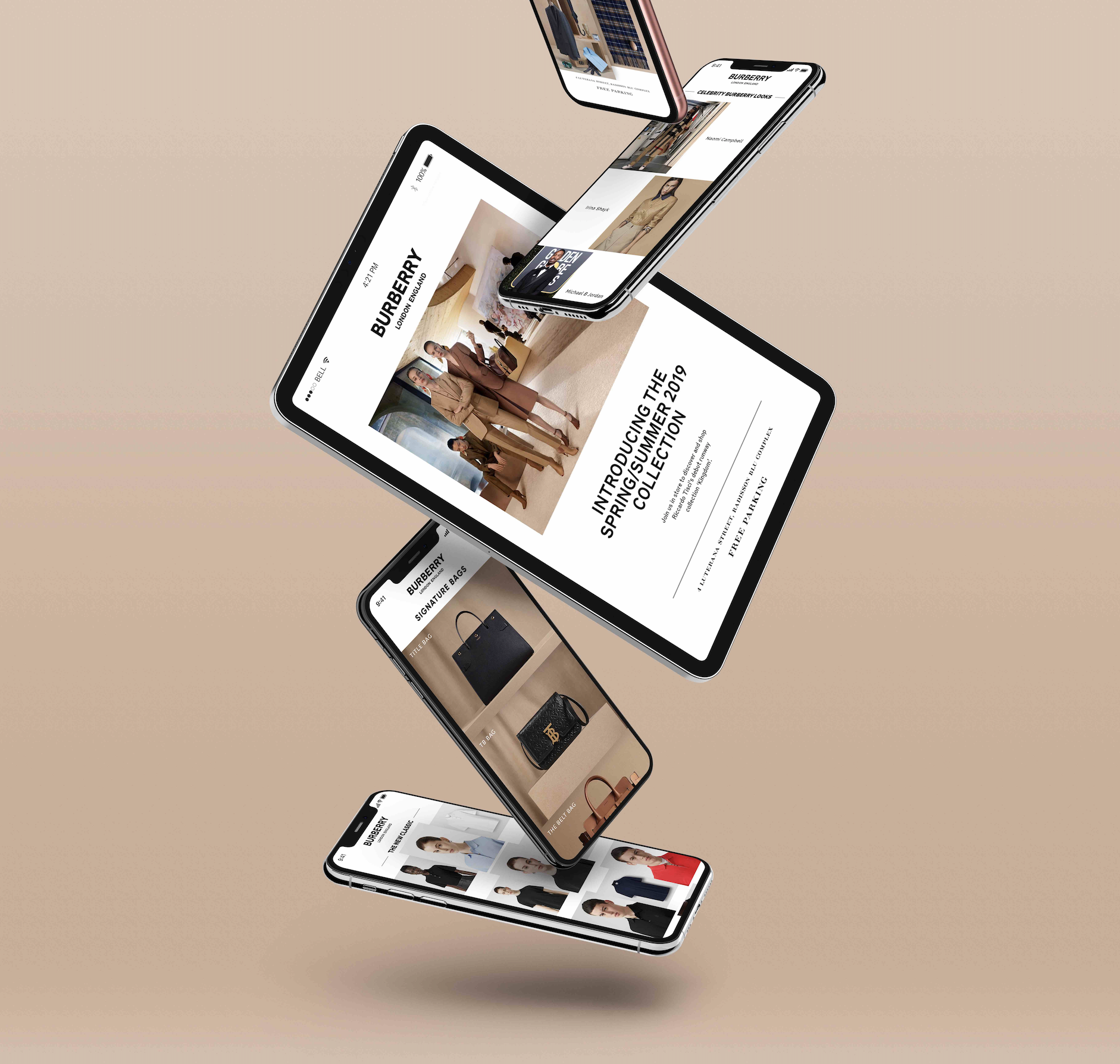 Burberry Newsletters