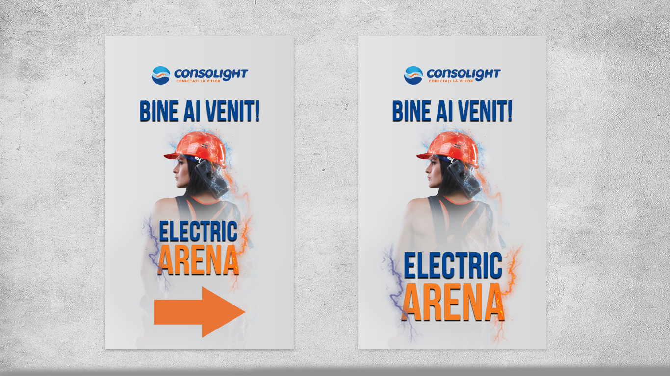 Consolight Signs Print